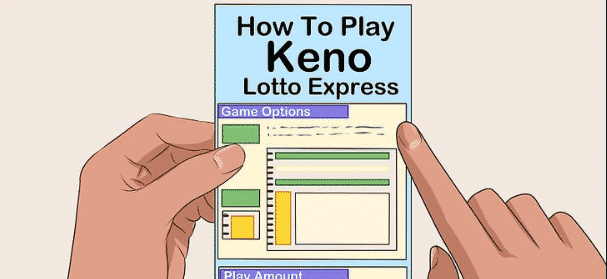 how to play keno