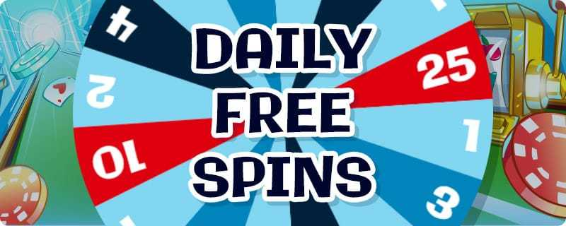 Free Spins No Deposits Casino