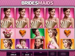 Play BRIDESMAIDS Online Slot for Free or For Real Money