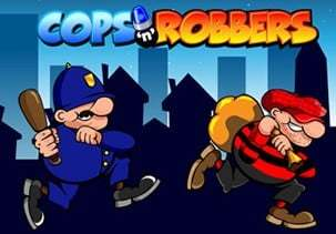 Play COPS and ROBBERS Slots Online For Free or Real Money