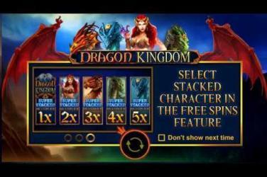 Play DRAGON KINGDOM Slots Online for Free or Real Money