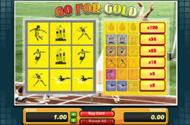Play GO FOR GOLD Scratch Cards Game Online For Free or Real Money