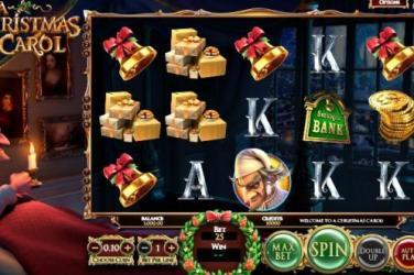 Play A CHRISTMAS CAROL Slots Online For Free or Real Money