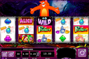 Play the ALICE and the MAD TEA Slots Online For Free or Real Money