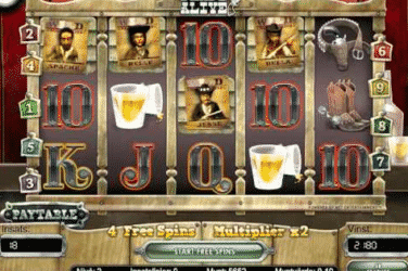 Play DEAD or ALIVE Slots Online For Free or Real Money