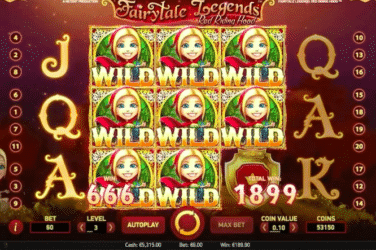 Play the FAIRY TALE Slots Online For Free or Real Money
