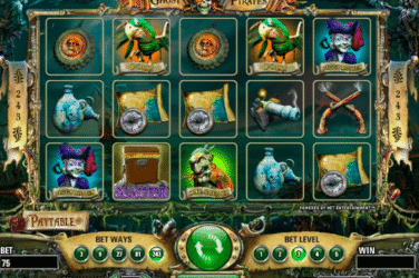 Play GHOST PIRATES Slots Online For Free or Real Money