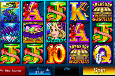 Play MERMAID MILLIONS Slots Online For Free or Real Money