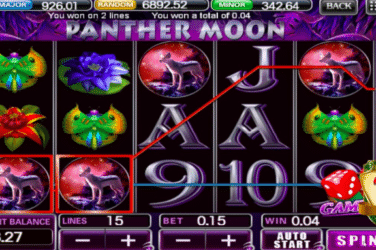 Play PANTHER MOON Slots Online For Free or Real Money