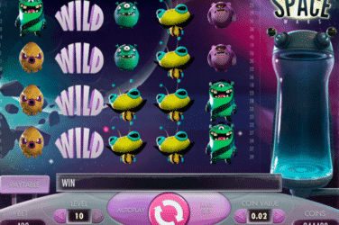 Play SPACE WARS Slots Online For Free or Real Money
