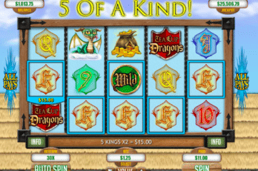Play the TEA CUP DRAGONS Slots Online For Free or Real Money