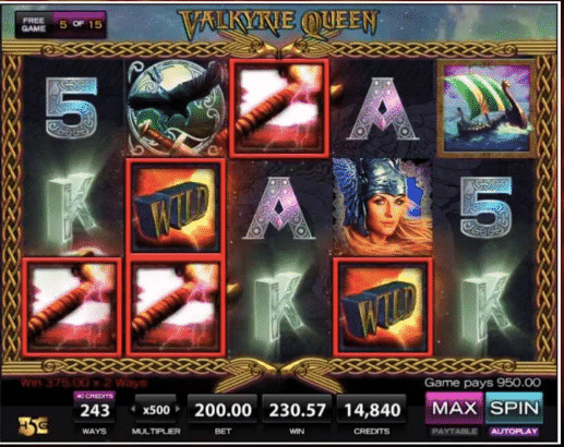 play valkyrie queen