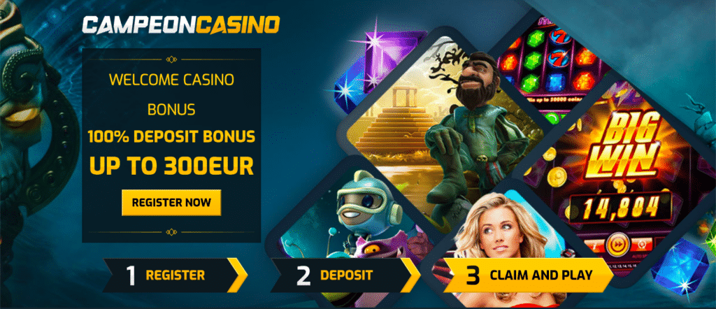 campeon casino review