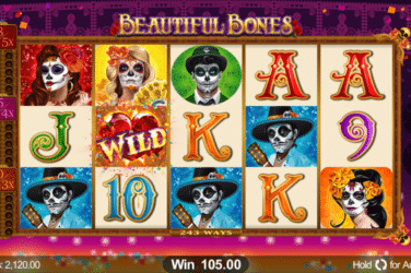 Play BEAUTIFUL BONES SLOT Online for Free or Real Money