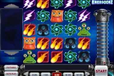 Play ENERGOONZ Slots Online For Free or Real Money