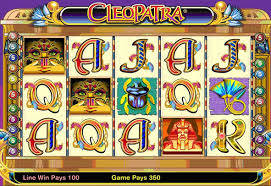 Play CLEOPATRA Slots Online for Free or Real Money
