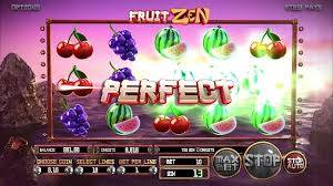 Play FRUIT ZEN Slots Online For Free or Real Money