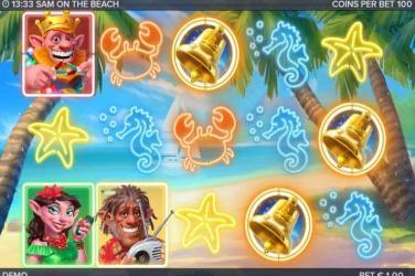 Play SAM ON THE BEACH Slots Online For Free or Real Money