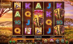 Play STAMPEDE Slots Online For Free or Real Money