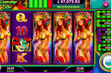Play the DANCING IN RIO Slots Online For Free or Real Money