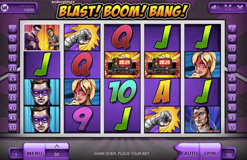 play blast boom bang slot free