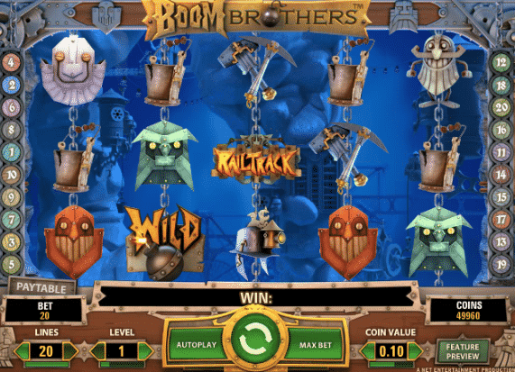 play boom brothers slot