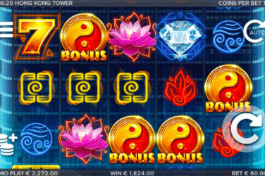 Play the HONG KONG TOWER Slots Online For Free or Real Money