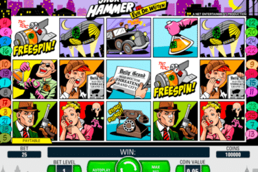 Play JACK HAMMER Slots Online For Free or Real Money