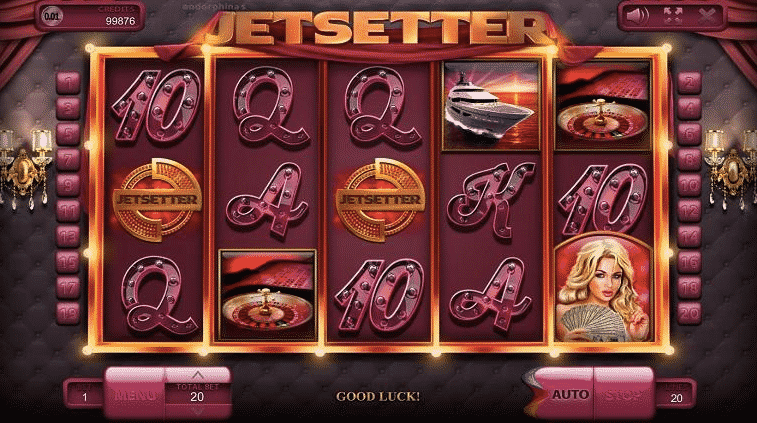 play jetsetter slot free