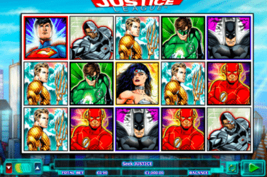 Play JUSTICE LEAGUE Slots Online For Free or Real Money