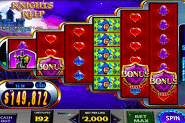 Play the KNIGHTS KEEP Slots Online For Free or Real Money