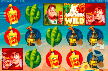 Play the TACO BROTHERS Slots Online For Free or Real Money