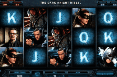 Play the DARK KNIGHT Slots Online For Free or Real Money