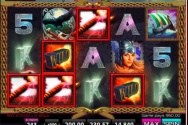 Play VALKYRIE QUEEN Slots Online For Free or Real Money