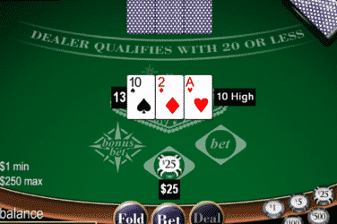 Play VEGAS THREE CARD Slots Online For Free or Real Money