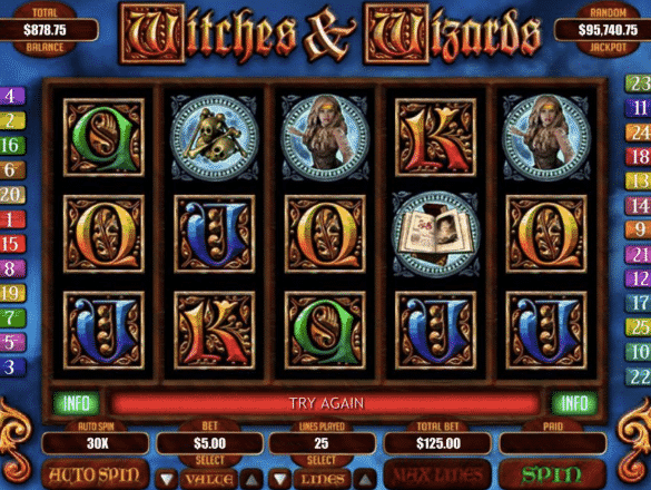 play witches and wizards for free