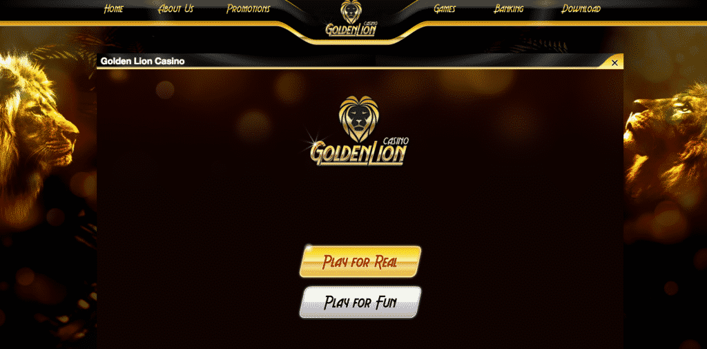 golden lion promo code
