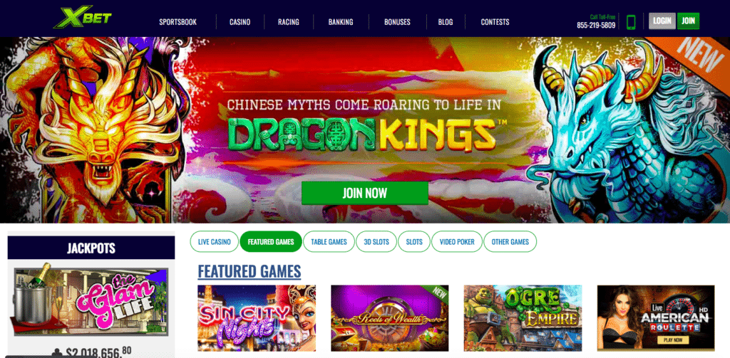 xbet casino review