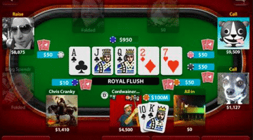 can i play poker online for money