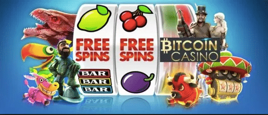bitcoin casinos free spins