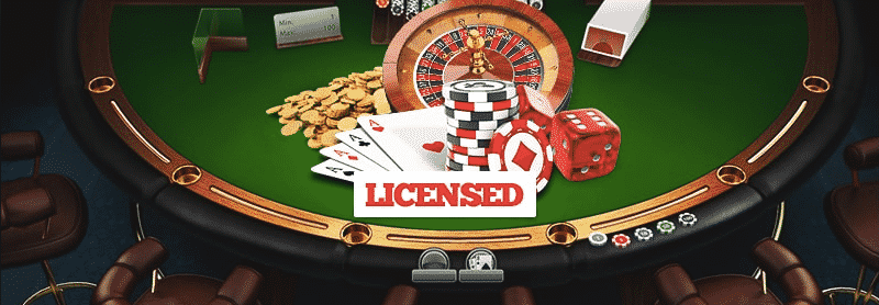 licensed bitcoin casino