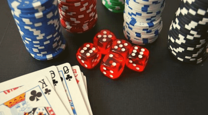 What is the only mathematically beatable game in a casino?